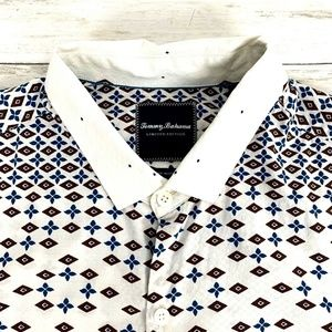 Tommy Bahama Limited Edition Men's Camp Shirt XL
